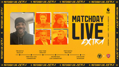 Joleon Lescott talks Wolves's defensive record, this team vs his on Matchday Live Extra