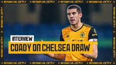 Coady delighted with clean sheet | Matchday Live Extra