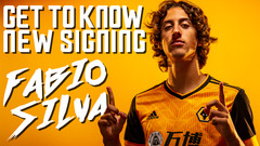 WELCOME TO WOLVES, FABIO SILVA! | Get to know our exciting new signing!