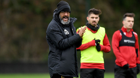 Nuno on the match with the Bluebirds