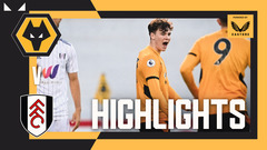 Victory over the league leaders! Wolves 2-1 Fulham | PL2 Highlights