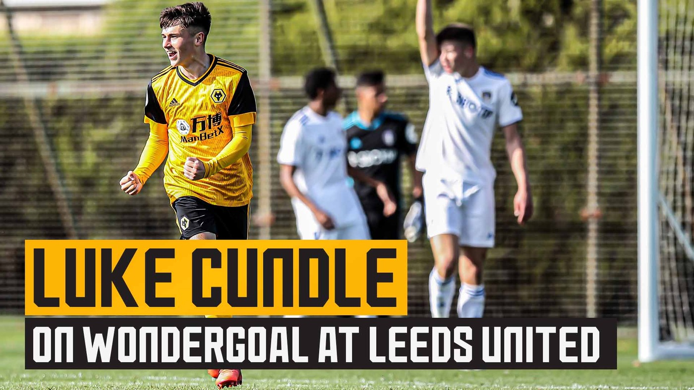 Cundle delighted with goal and attitude against Leeds United