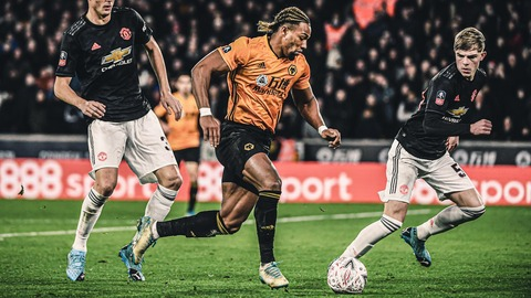 Wolves 0-0 Manchester United | Extended Highlights