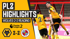 Wolves draw a close to PL2 regular season with entertaining draw! Wolves 2-2 Reading | PL2 Highlights