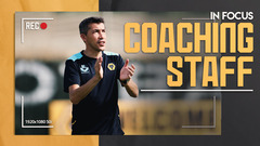 MEET THE COACHING STAFF! An introduction to the newest members of our team