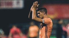 Coady on advancing in the Europa League