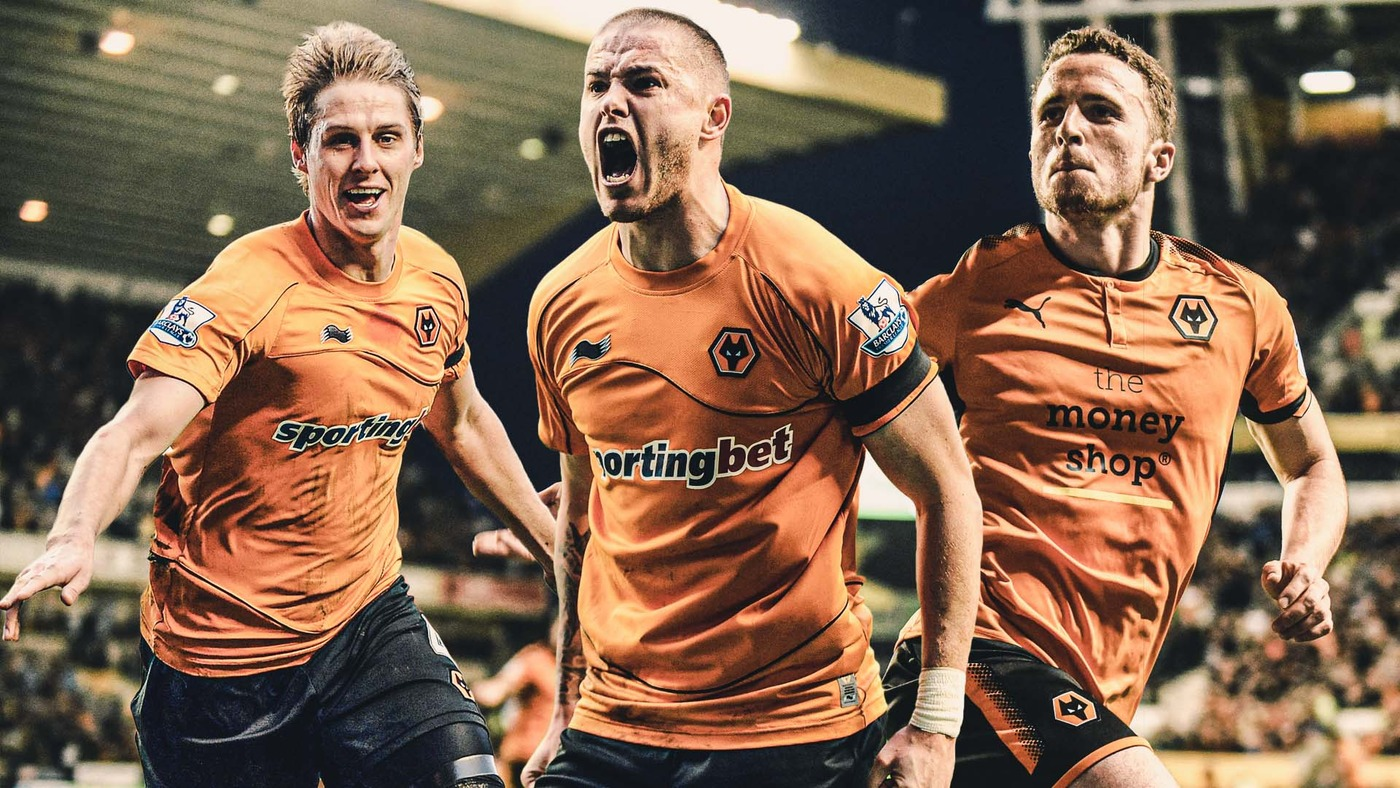 Jarvis' volley and Jota's smash! | Wolves' best goals against Aston Villa!