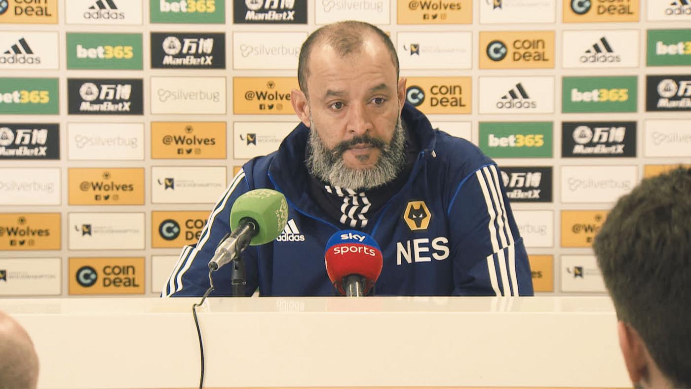 Nuno's pre-Norwich press conference