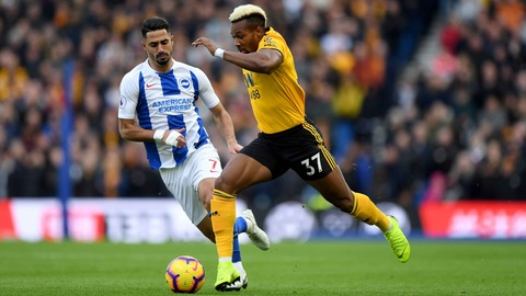 Brighton 1-0 Wolves | Extended