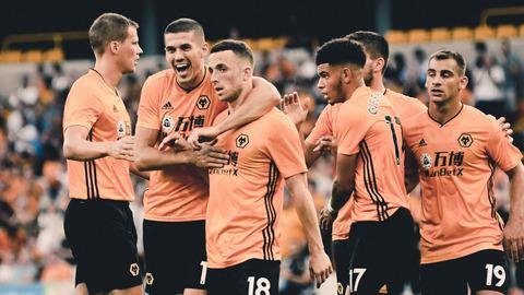 Wolves 2-0 Crusaders | Highlights