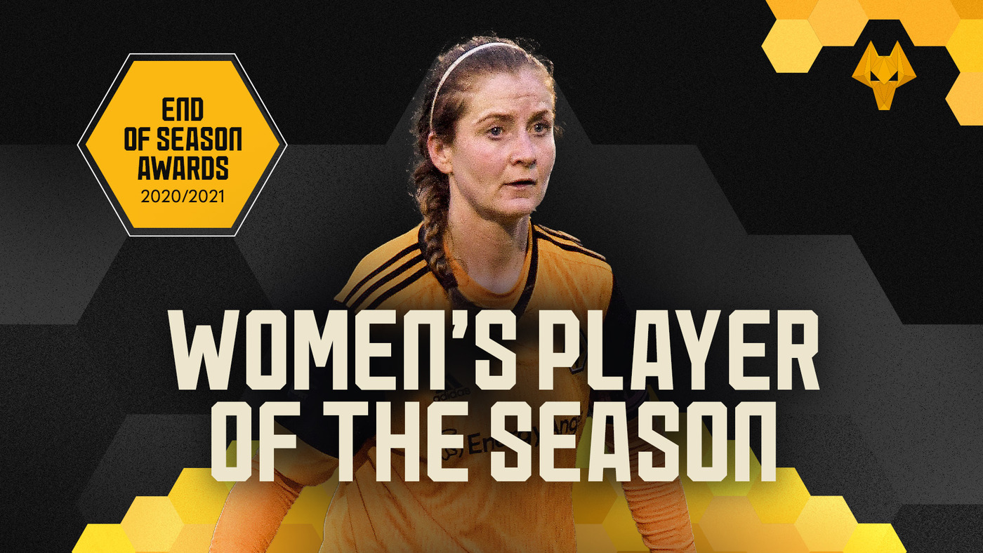 Wolves Women Player of the Season | Anna Price