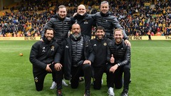 Nuno on the final match of the season
