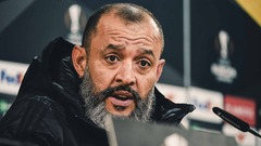 Nuno's pre-Braga press conference