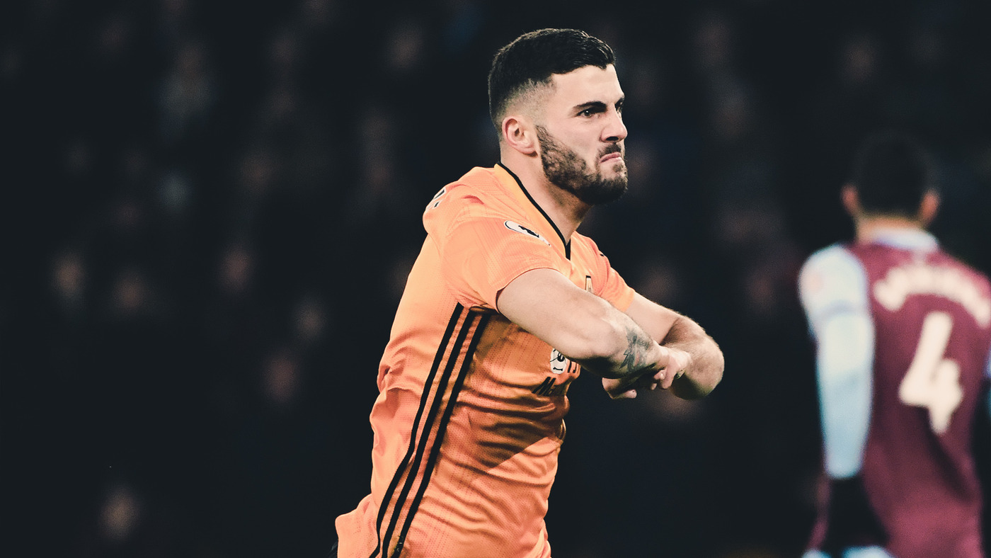Cutrone on his 'emotional' goal and Wolves' win over West Ham