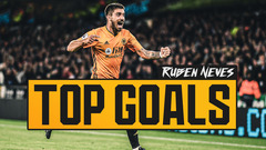 EVERY RUBEN NEVES WONDERGOAL FOR WOLVES!