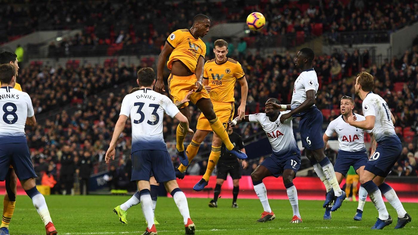 Boly v Tottenham | Every Angle