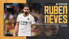 NEVES PULLING THE STRINGS! | Focus on Ruben Neves' masterclass against Watford