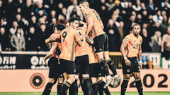 Wolves 1-1 Newcastle | Extended Highlights