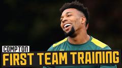 JIMENEZ & TRINCAO MAGIC! | Goals galore in training ahead of Premier League opener