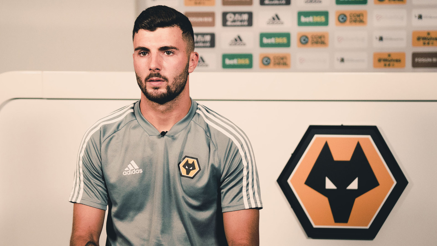 Cutrone ready 'to give his all for Wolves'