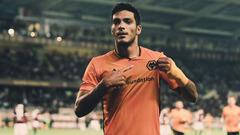 Goalscorer Jimenez reflects on the match with Torino