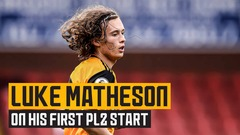 Matheson delighted with injury return