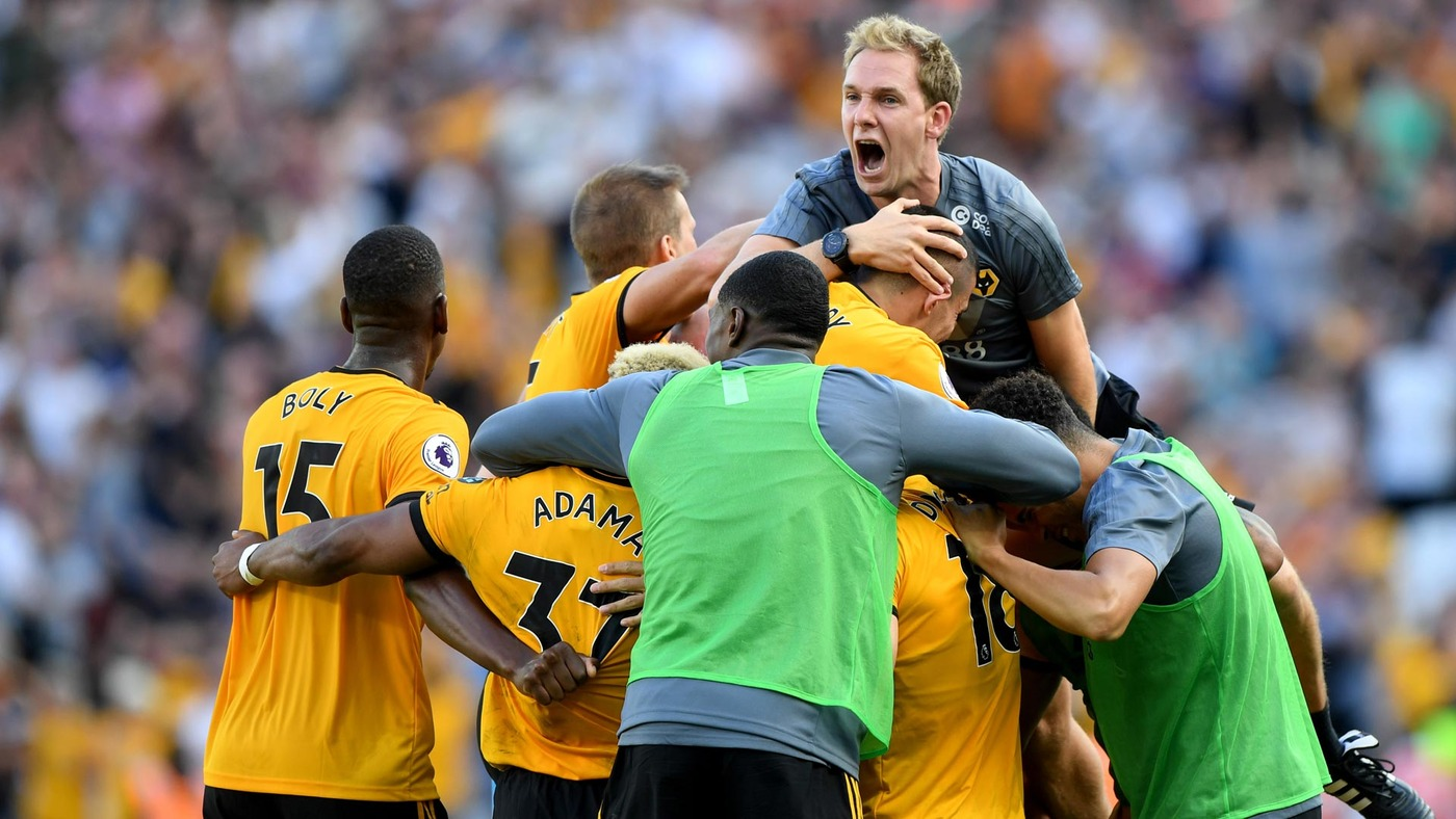 Traore wins it for Wolves at London Stadium
