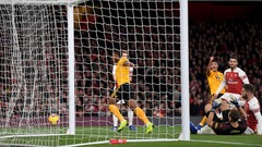 Arsenal 1-1 Wolves | Extended