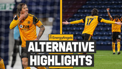 Biblical weather for a Black Country derby | WBA 1-1 Wolves | Alternative Highlights