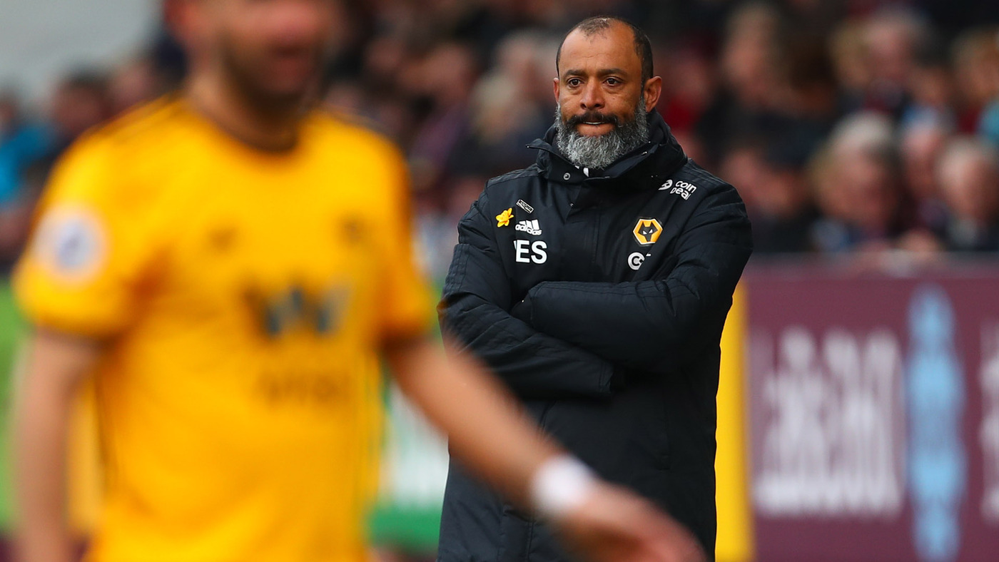 Nuno reflects on defeat at Burnley