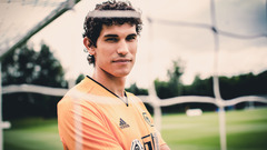 Jesus Vallejo speaks to Wolves TV
