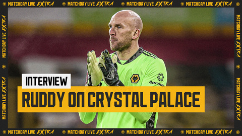 John Ruddy joins the Matchday Live Extra panel following Crystal Palace FA Cup victory