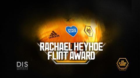 Rachael Heyhoe Flint Award | The Royal Wolverhampton NHS Trust