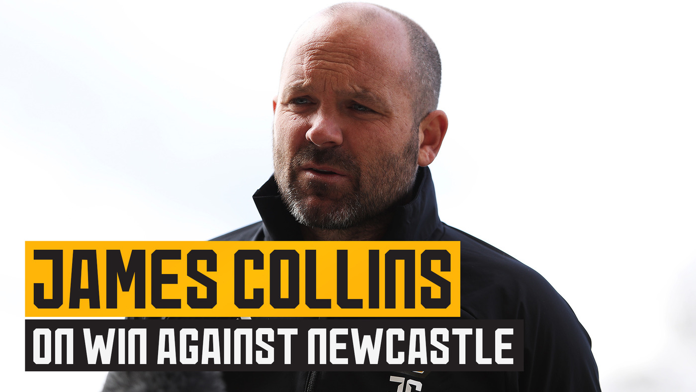 Collins on U23s' rout against Newcastle