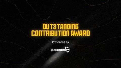 Outstanding Contribution Award - Doctor Matt Perry