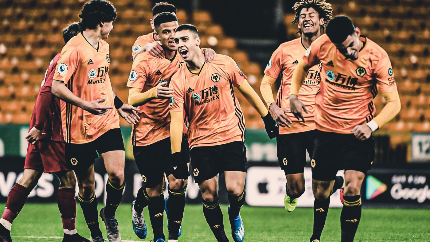 Jordao and Dadashov on target for the under-23s! | Wolves 2-2 Liverpool highlights