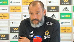 Nuno's pre-Brighton press conference