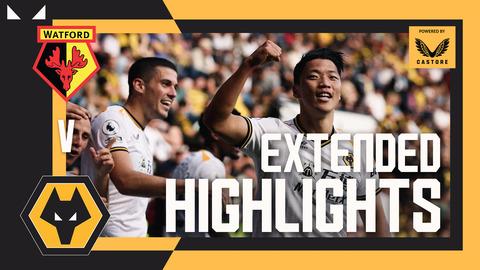 HWANG ON HIS DEBUT! | Watford 0-2 Wolves | Highlights