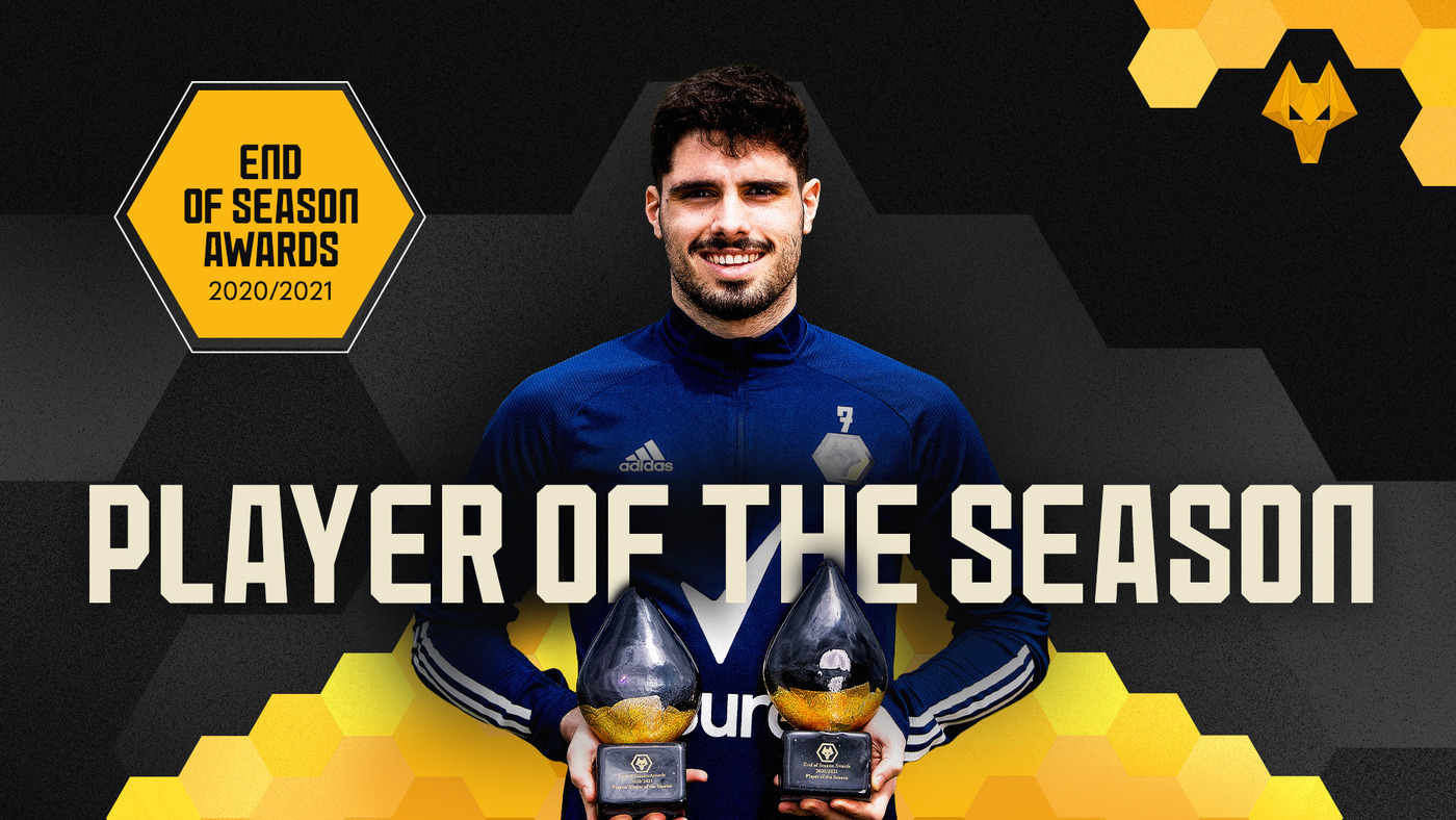 Player of the Season | Pedro Neto