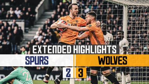 DOHERTY, JOTA & JIMENEZ! Wolves comeback to win at Spurs | Tottenham 2-3 Wolves | Extended Highlights