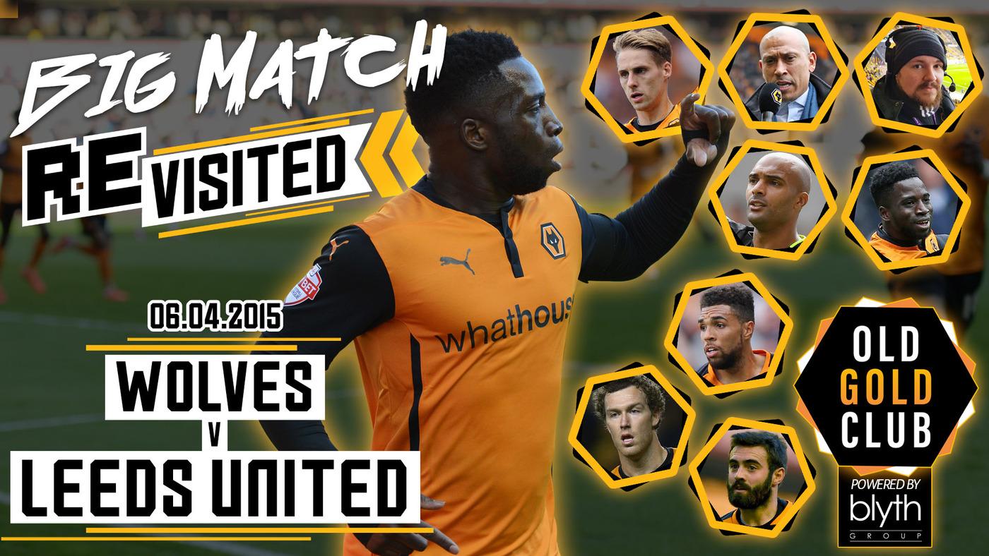 Wolves 4-3 Leeds United | Full 2015 match with Ikeme, Golbourne, Dicko, McDonald, Price & Edwards