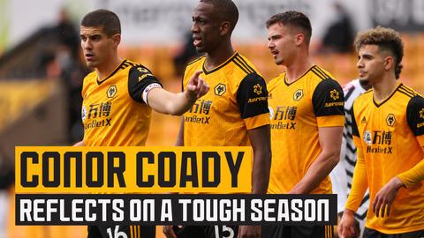 Coady reflects on a tough season