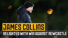 Collins | On 'nicking' three points at Newcastle and a need for improvements
