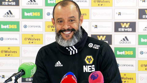 Nuno's pre-Cardiff City press conference