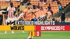 Jimenez and Patricio send us to Germany | Wolves 1-0 Olympiacos | Extended Highlights