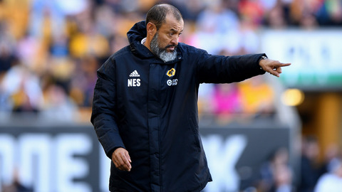 Nuno's pre-Crystal Palace press conference