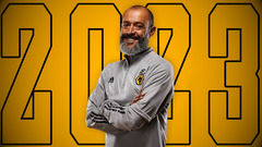 NUNO SPEAKS AFTER SIGNING NEW THREE-YEAR DEAL!