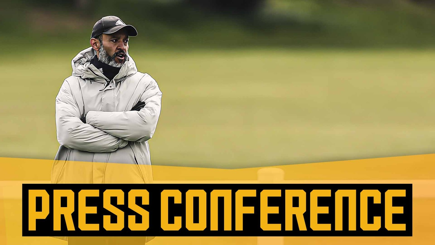 Nuno on season finale, chances for young players and latest fitness news