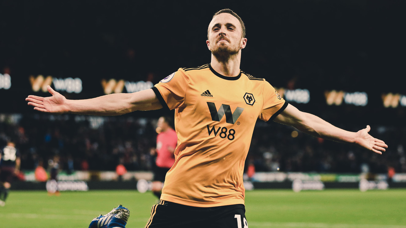 Top Goals | Twelve amazing Diogo Jota strikes!