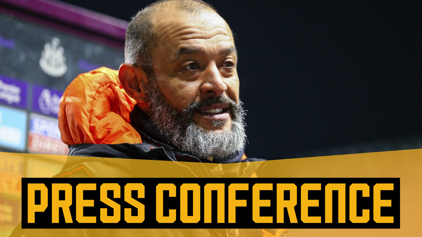 Nuno on the Super League 'mistake', missing Neves and facing Burnley | Press Conference